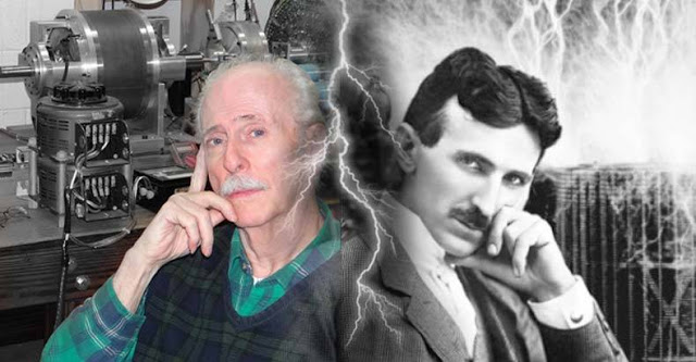 Ground Breaking Discovery: Man Solves Tesla's Secret to Amplifying Power by Nearly 5000% | Stillness in the Storm