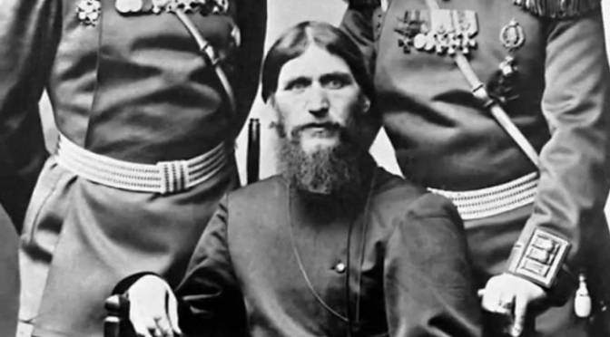 Was Rasputin The Descendant of Inbred Aristocrats Exiled to Siberia?