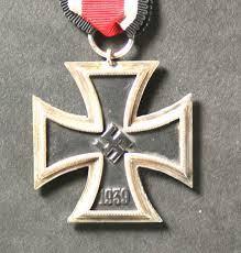 cruz de hierro nazi