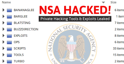 NSA Hacked by unknown hackers called 'The Shadow Brokers' | Stillness in the Storm