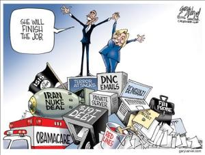 Obama Threatens Dictatorship if Trump Wins, While Hillary will Die with the Lie | Opinion – Conservative