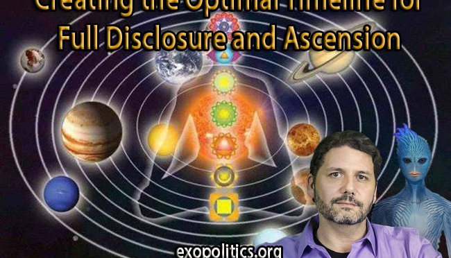 Exopolitics » Creating the Optimal Timeline for Full UFO Disclosure & Ascension