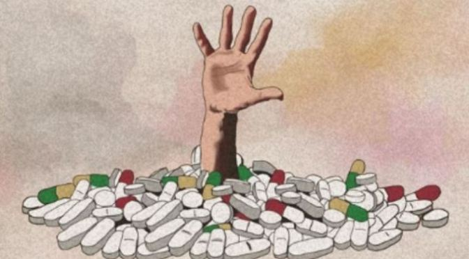 Big Pharma And The Creation Of A Painkiller Addiction Epidemic – Prepare for Change