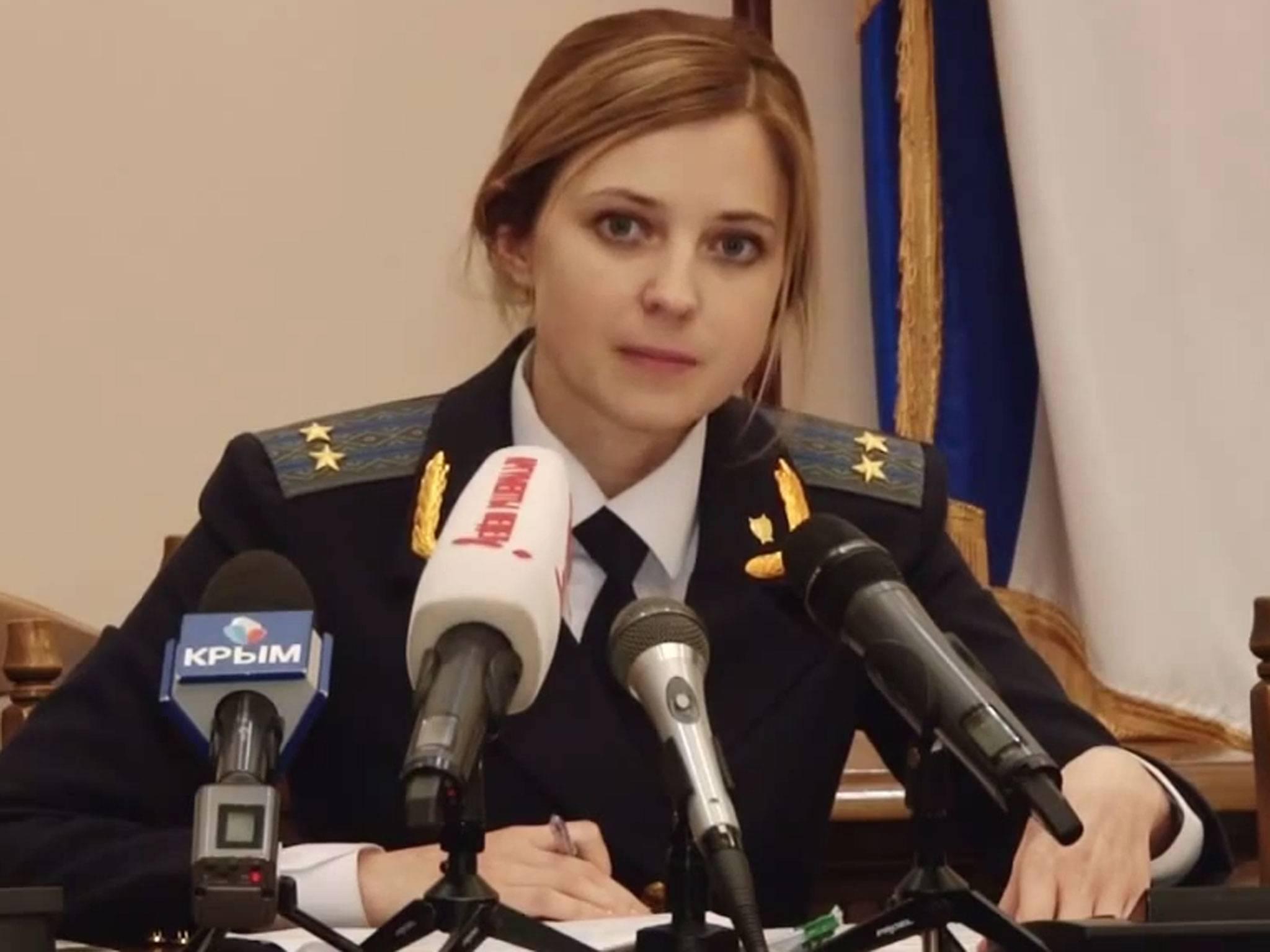 Natalya Poklonskaya called on experts to evaluate the plot of the film Matilda January 30, 2017 71