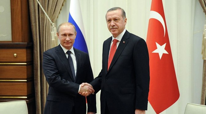 Putin, Erdogan Hold Press Conference Following the Meeting in St.Petersburg (FULL Video) » The Event Chronicle