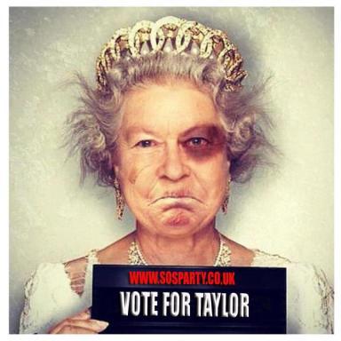 The Queen is Guilty