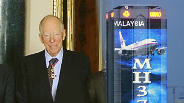 Rothschild inherits Patent after 4 co-owners disappear on MH 370 | Neon Nettle