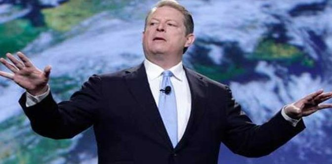 George Soros Paid Al Gore Millions To Lie About Global Warming   Your News Wire