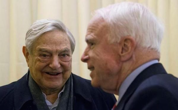 Leaked Memo Shows Soros Was Secret Ruler Of Ukraine In 2014 | Your News Wire