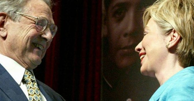 George Soros Instructed Hillary Clinton On 'How To Handle' Albania   Your News Wire