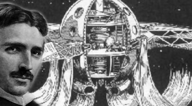 A Rare Glimpse Into Nikola Tesla's Communication with Extraterrestrials » The Event Chronicle