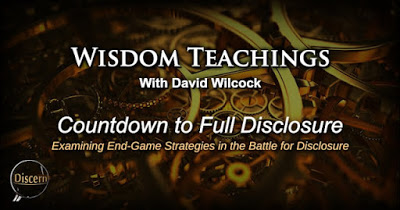 Wisdom Teachings with David Wilcock – Countdown to Full Disclosure – Examining End-Game Strategies in the Battle for Disclosure | Stillness in the Storm