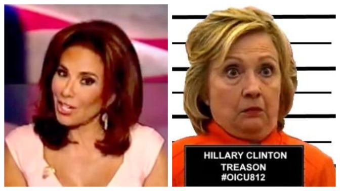 Judge Jeanine Prosecutes FBI Comey! Proves He Has No Choice but to Indict! – BEFOREITSNEWS