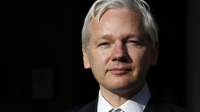 Alert! Julian Assange of Wikileaks Just Released Another Eerie Bombshell—Hillary Is the Next…   Politics