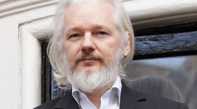 Assange: Next Release Of 100,000 Clinton Docs Will Finish Hillary | Your News Wire