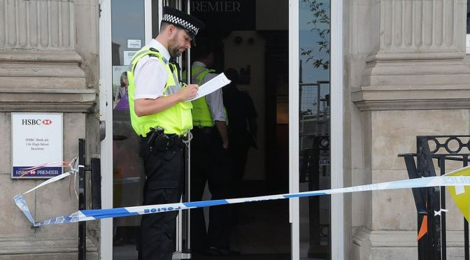 Britain Begin Prosecuting Bankers Involved In 2008 Crash | Your News Wire