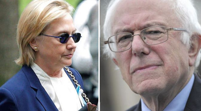 DNC Hold Emergency Meeting To Replace Hillary With Bernie   Your News Wire