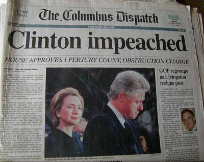 US Congress To Begin Immediate Impeachment Of Hillary Clinton If She Wins Presidency – WhatDoesItMean