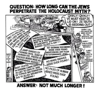 Image result for holocaust psyop