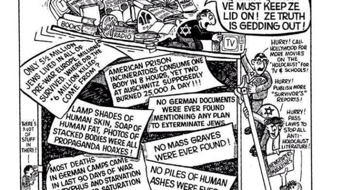 """The """"six-million killed"""" lie—the hoax of the twentieth century (part II)   Veterans Today"""