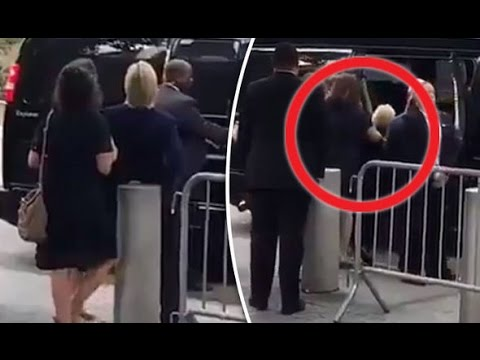 """Hillary Clinton's DEATH""- WABC-TV Ch. 7 in NYC Reports  – was she Replaced by a Body Double? 