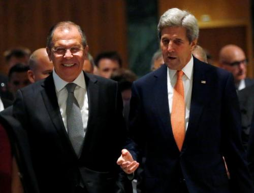 "US, Russia Clinch ""Breakthrough"" Syria Deal Over Vodka, But There Is A Catch 