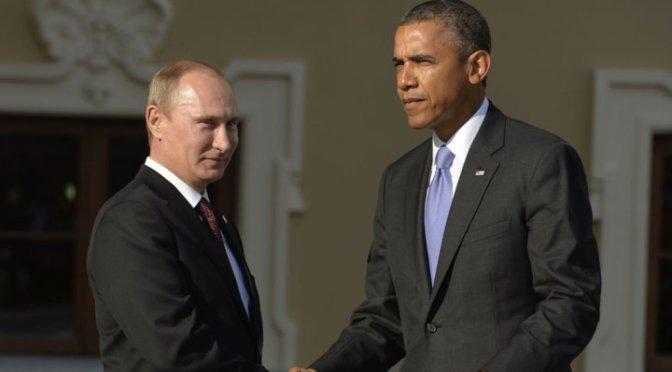 Putin Asks Obama Why US Media Shutdown Donald Trump Speech At Black Church, Gets No Reply