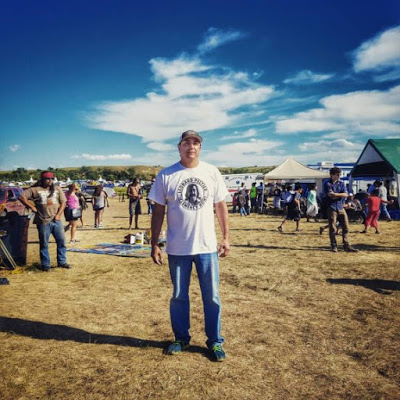 Former Enemy Tribe Unifies in Peace With Standing Rock | Stillness in the Storm