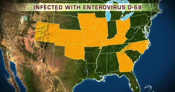 Unvaccinated Children Appear To Be Immune To Mysterious Virus Spreading In The Midwest | We Are Change