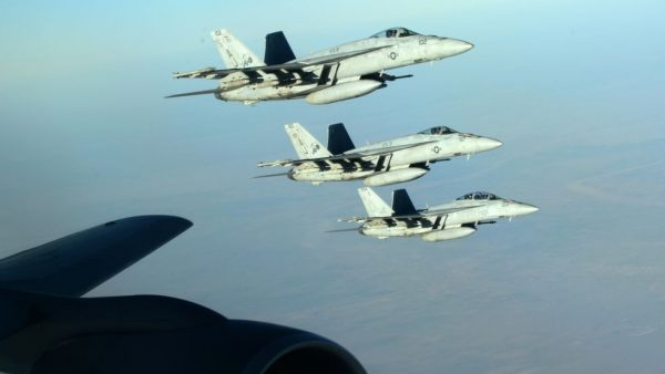 Assad Has Audio Of ISIS Talking With US Military Before Airstrikes