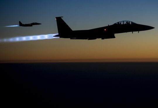 US Central Command Admit Bombing Syrian Army.. By Mistake – Your News Wire