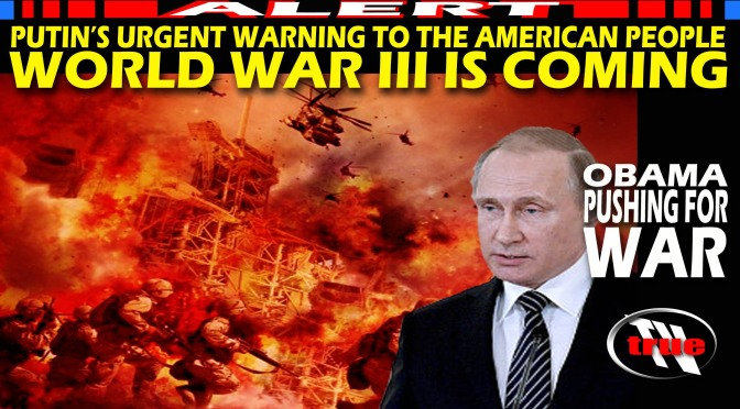 Russia Issues Full-Scale War Alert As West Faces Financial Armageddon