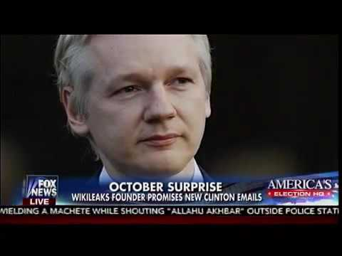 """Wikileaks Under """"Dire Threat"""" Over Proof Hillary Clinton Destroyed Eye Doctor To Hide Brain Trauma"""