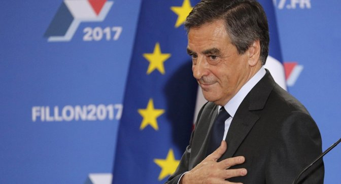 France's Fillon Winning Republican Presidential Nomination — Sputnik International