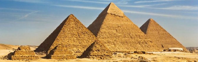 Great Pyramid Of Giza Is Built At Centre Of Earth — Your News Wire