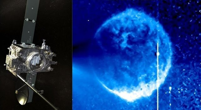 Mysterious Large Blue Sphere Captured By NASA Cameras — Your News Wire