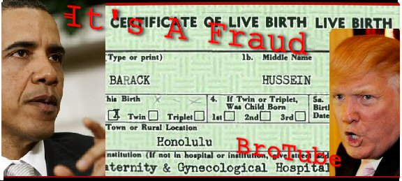 Breaking! Obama FAKE ID UPDATE! (Forged Birth Certificate) Fraud GOING PUBLIC! — Abel Danger