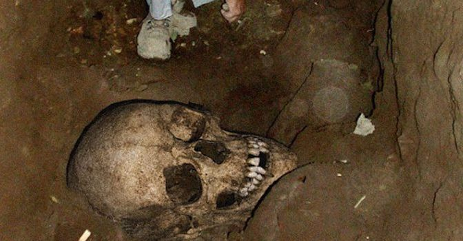 Cemetery Of Alien 'Giants' Found In Central Africa — Your News Wire