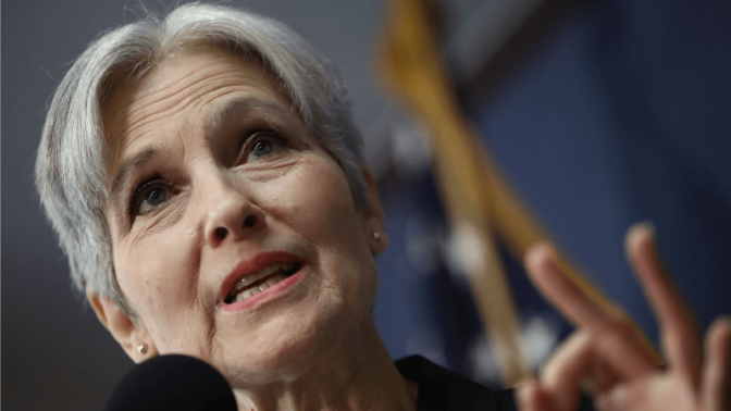 Jill Stein WANTED by police — NESARA- REPUBLIC NOW – GALACTIC NEWS
