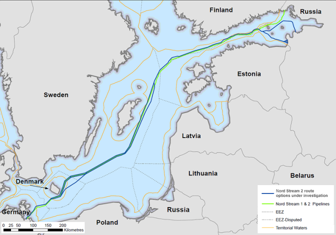 Austrian Energy Firm Comes Up With a 'Bypass' to Build Nord Stream 2 Pipeline — Sputnik International