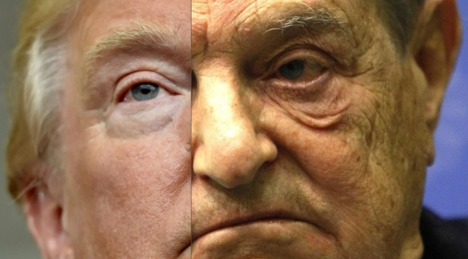 George Soros Declares War On 'Trump World Order' — Your News Wire