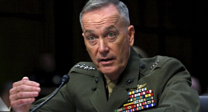 Joint Chiefs of Staff Preparing New, Accelerated Plan to Defeat Daesh — Sputnik International