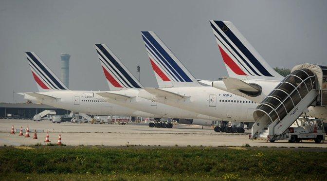 UK, US Intel Services Spied on Cellular Activity Onboard Air France Planes — Sputnik International