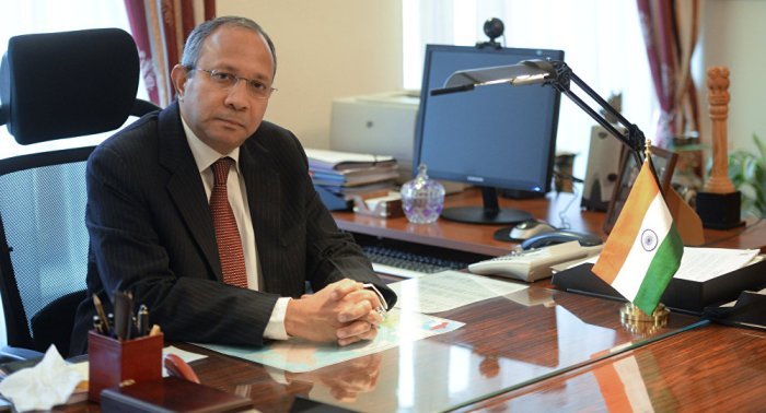 India, Russia Stand United in Anti-Terror Fight – Indian Ambassador — SputnikInternational