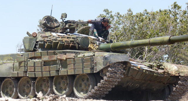 Syrian Army Suspends Combat Operations in Aleppo — Veterans Today