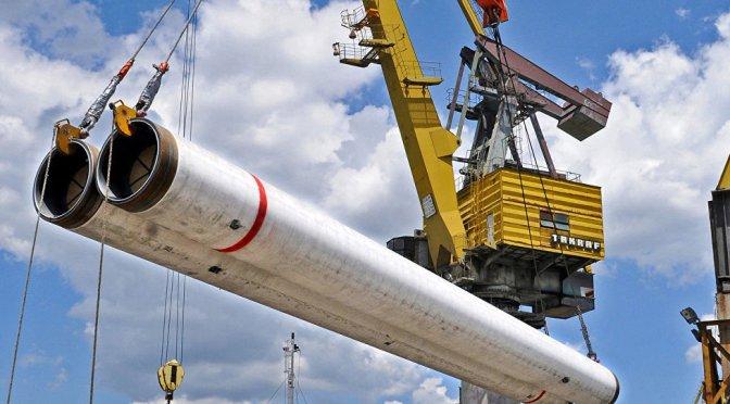 Turkish Lawmakers Ratify Turkish Stream Gas Pipeline Deal With Russia — Sputnik International