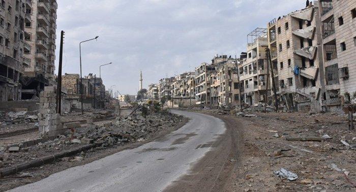 US-Made Weapons Found in Eastern Aleppo After Militants Flee — SputnikInternational