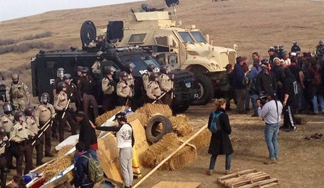Protesters Win: US Army Corps Denies Route for Dakota Pipeline — Veterans Today
