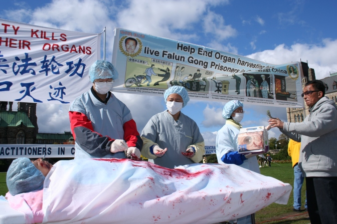 China's Forced Organ Harvesting Exposed — Infowars