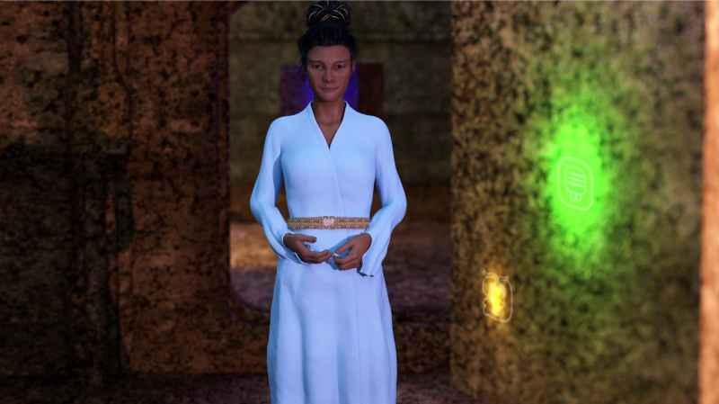 4 Mayan Female